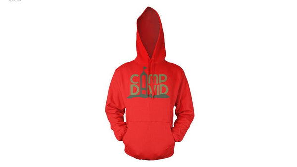 New Fashionable Men's Casual Camp David Branded Hoodie Jumper in Vibrant Colours