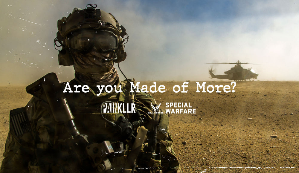 PAINKLLR & U.S. Air Force Special Warfare