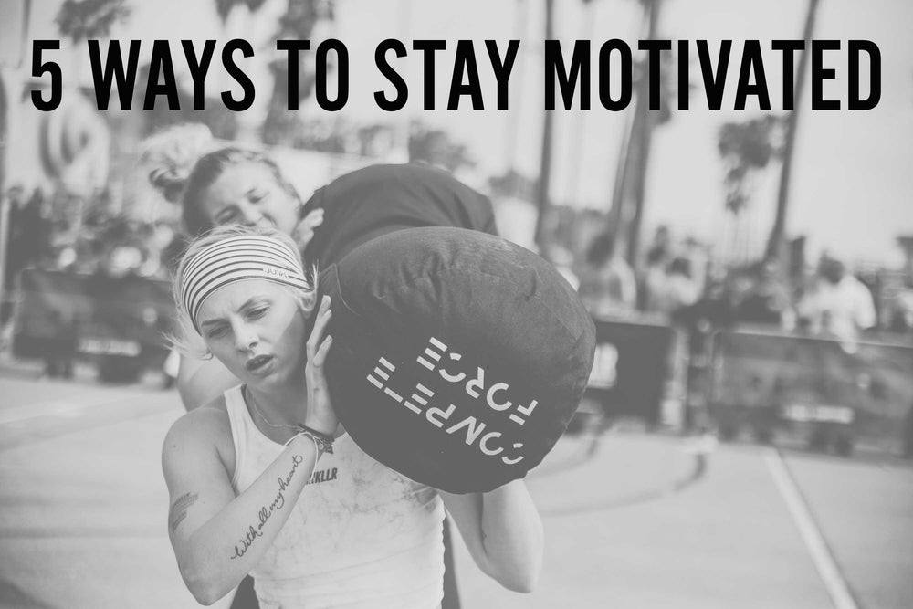 5 Ways to Stay Motivated for the Gym