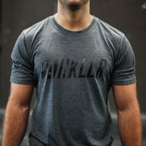 PAINKLLR PAINKILLER Men's denim tee