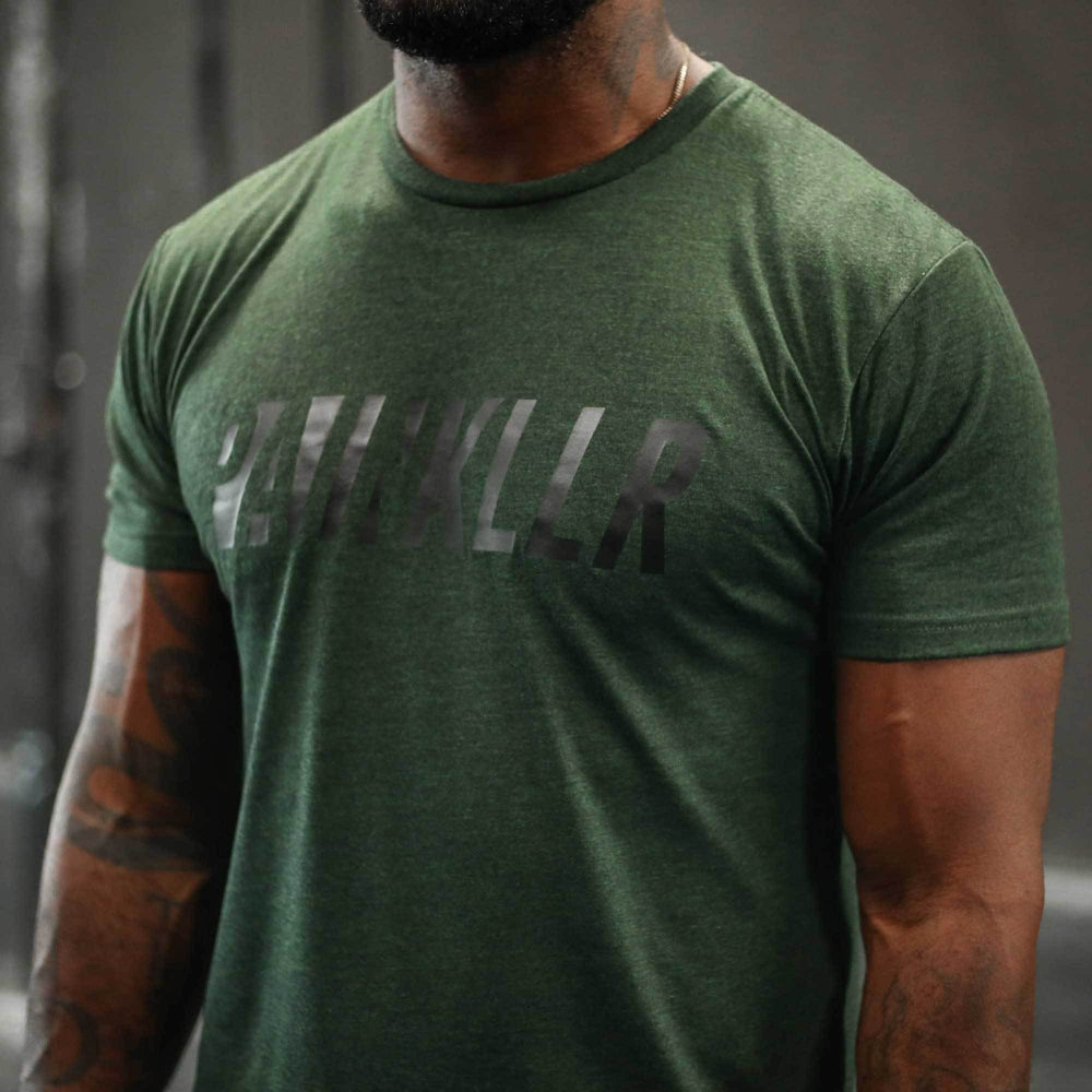PAINKLLR PAINKILLER Men's forest tee