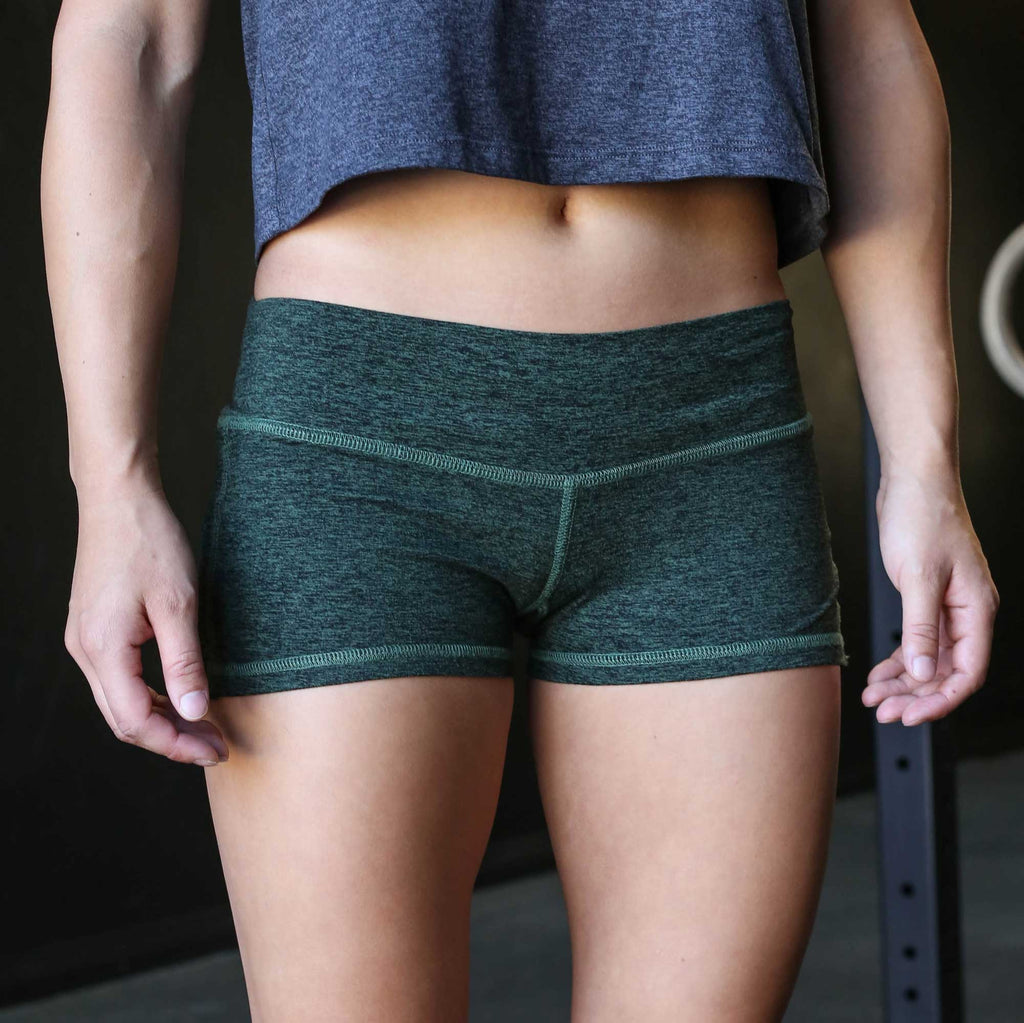Elevate Short (Green)