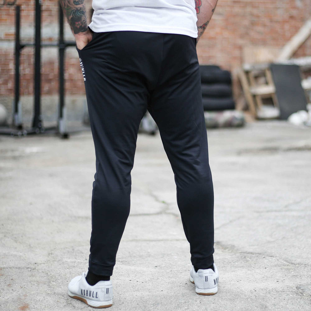 Load image into Gallery viewer, PAINKLLR PAINKILLER Men's black core jogger