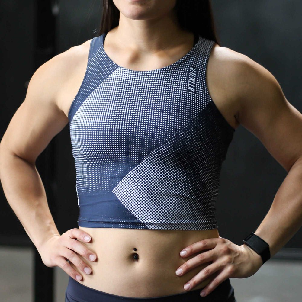 Flex Crop Top - React