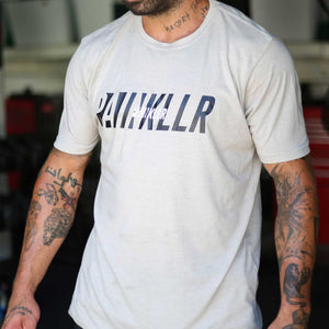 Load image into Gallery viewer, PAINKLLR PAINKILLER Men's tract tee sand