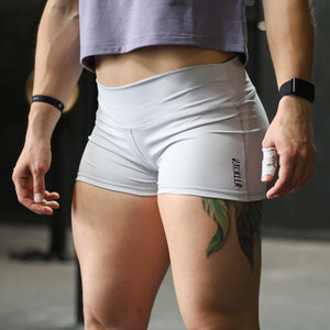 PAINKLLR PAINKILLER Women's glacier essential shorts