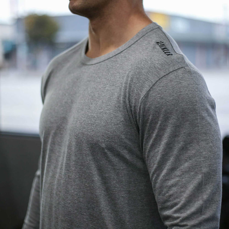 Lite Long Sleeve Shirt - Grey