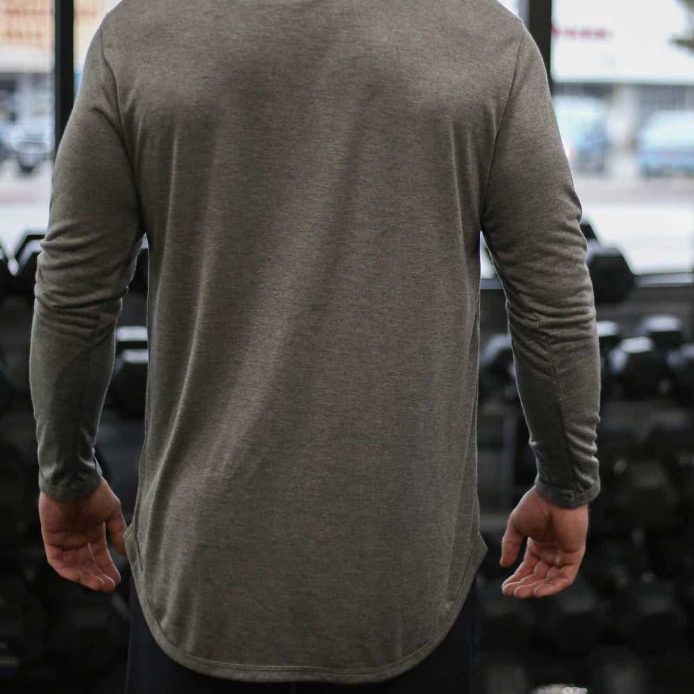 Lite Long Sleeve Shirt - Olive