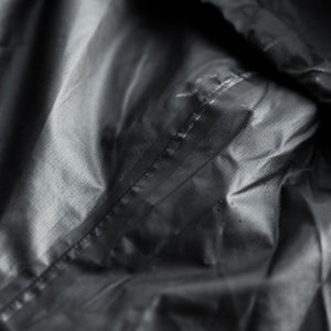 PAINKLLR Arid Waterproof Shell - Seam sealing close up