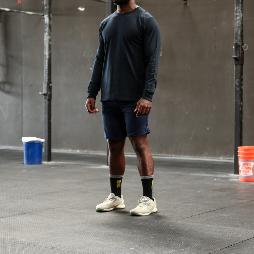 Core Short V.2 - Navy