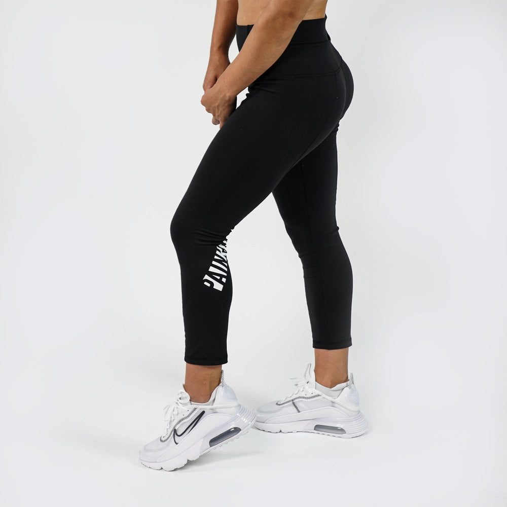 Load image into Gallery viewer, Drift High Waisted Leggings - Black