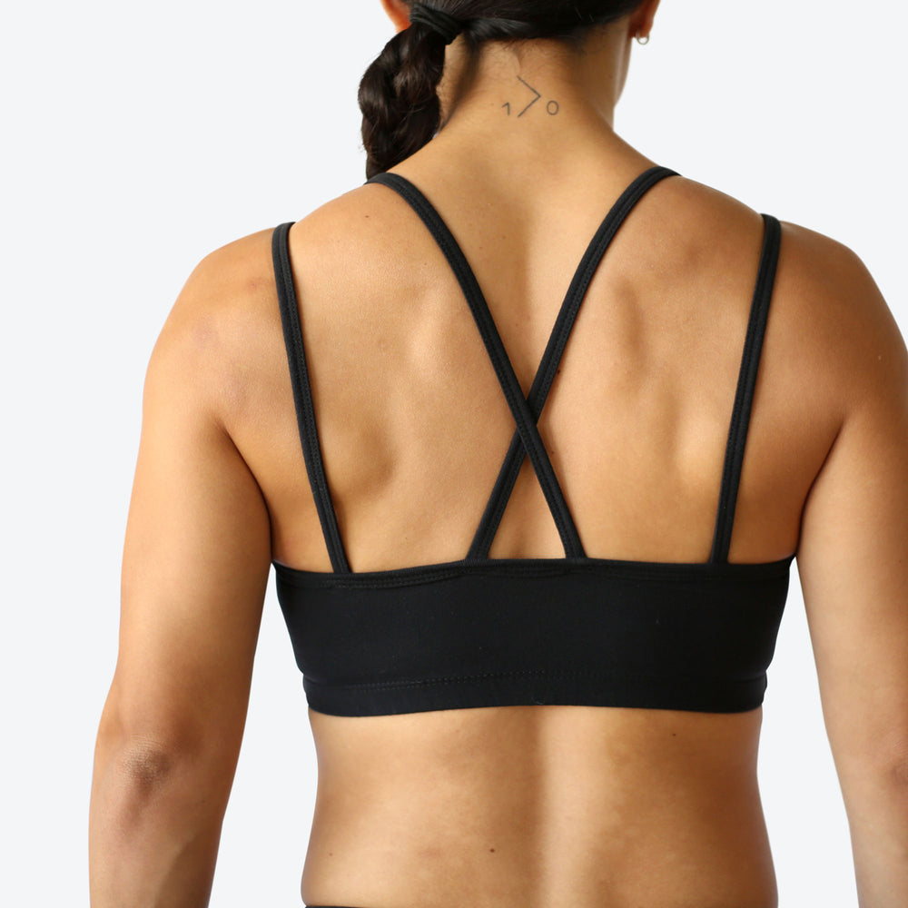 PAINKLLR PAINKILLER Women's motion sports bra black