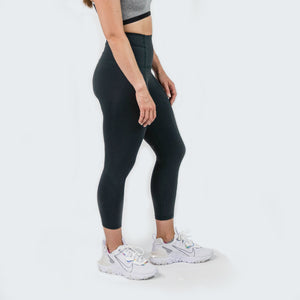 Load image into Gallery viewer, Drift High Waisted Leggings - Evergreen