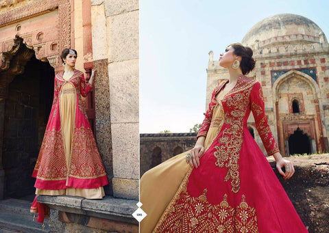 Indian Pakistani Designer Salwar Kameez Original Glossy 12003