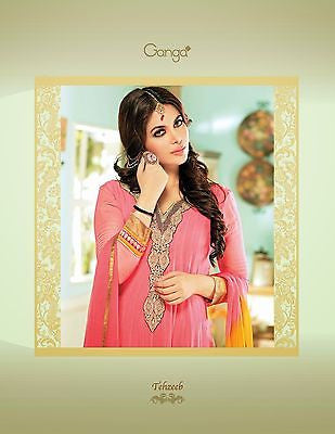 Indian Pakistani Designer Salwar Kameez Original Ganga 2208