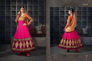 Indian Pakistani Designer Salwar Kameez Original Mehak 11003