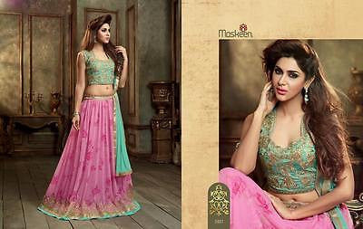 Indian Pakistani Designer Salwar Kameez Original Maisha Lavish 2407