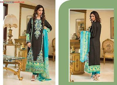 Indian Pakistani Designer Salwar Kameez Original Rana Arts 904a