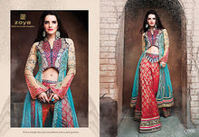 Load image into Gallery viewer, Indian Pakistani Designer Salwar Kameez Original Zoya 11004