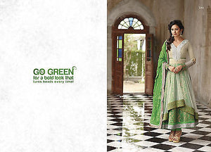 Indian Pakistani Designer Salwar Kameez Original Floral Creations 7291