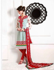 Indian Pakistani Designer Salwar Kameez Original Raaga 5204