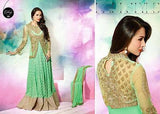 Indian Pakistani Designer Salwar Kameez Original Glossy 3802