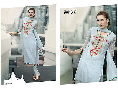 Indian Pakistani Designer Salwar Kameez Original Sahiba Ltd 10006