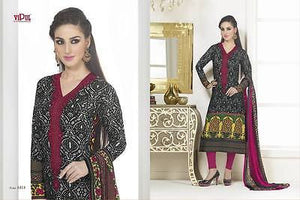 Indian Pakistani Designer Salwar Kameez Original Vipul 6414