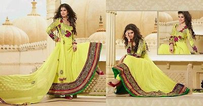Indian Pakistani Designer Salwar Kameez Original Khwaab 6002