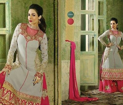 Indian Pakistani Designer Salwar Kameez Original Glossy 3508