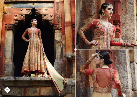 Indian Pakistani Designer Salwar Kameez Original Glossy 12005