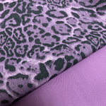 Leopard design on a Georgette fabric Midtex Collection SP442