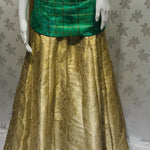 Can Can bridal  lengha skirt  suit SP202-1 midtex