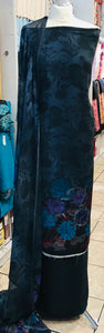 Charcoal Black winter Vaishali suit SP267-1 midtex
