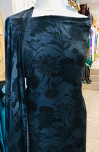 Load image into Gallery viewer, Charcoal Black winter Vaishali suit SP267-1 midtex