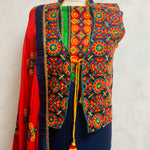 Afghanistani style suits at Midtex Collection SP435
