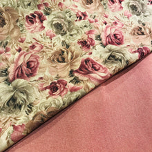 Load image into Gallery viewer, Heavy warm Moss fabric floral suit in Dusky Pink SP293 -3  midtex
