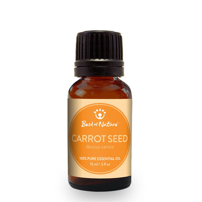 Carrot Seed Essential Oil Single Note by Best of Nature #BN06
