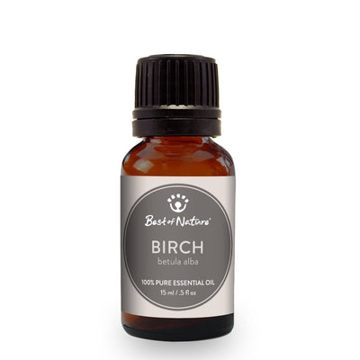 Birch (Sweet) Essential Oil Single Note by Best of Nature #BN05