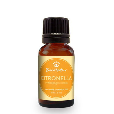Citronella Essential Oil Single Note by Best of Nature #BN10