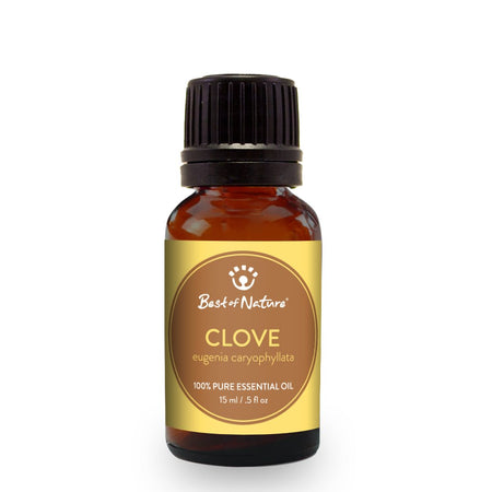 Clove Essential Oil Single Note by Best of Nature #BN11