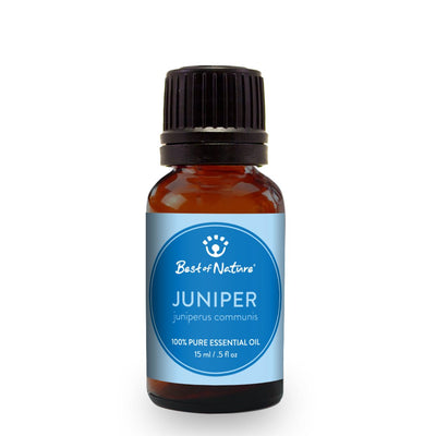 Juniper Berry Essential Oil Single Note by Best of Nature #BN20