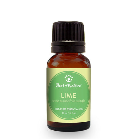 Lime Essential Oil Single Note by Best of Nature #BN24