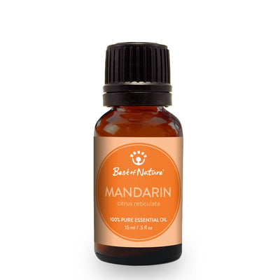 Mandarin Essential Oil Single Note by Best of Nature #BN25