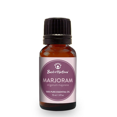 Marjoram Essential Oil Single Note by Best of Nature #BN26