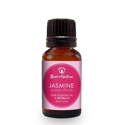 Jasmine (Absolute) Essential Oil Single Note by Best of Nature #BN19