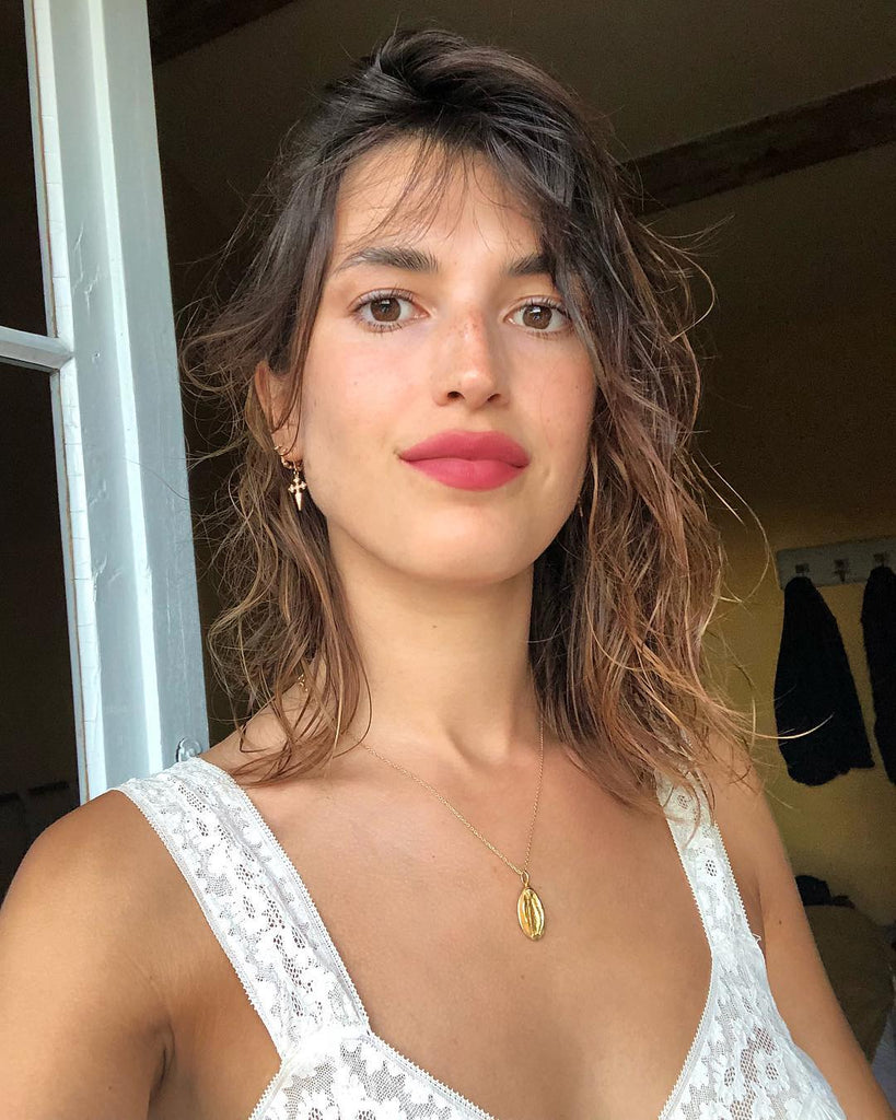 Jeanne Damas French skincare tips for younger looking skin