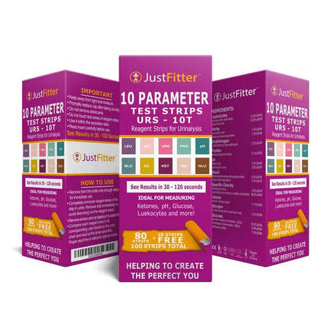 UTI Urine Test Strips  Urinary Tract Infection Strip  Simple, Fast &  Accurate Results  Urinalysis Home Testing Stick Kit for Ketone, pH,  Glucose,