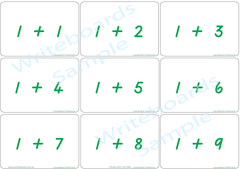 School Starter Kit for TAS Modern Cursive Font includes our Arithmetic Bingo Game for TAS