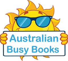 Australian Busy Books Made for Aussie Kids by Writeboards